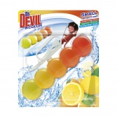 Dr. Devil  WC  Bicolor 5 Ball Lemon Fresh