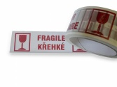 Fragile - křehké  48 mm x 66 m